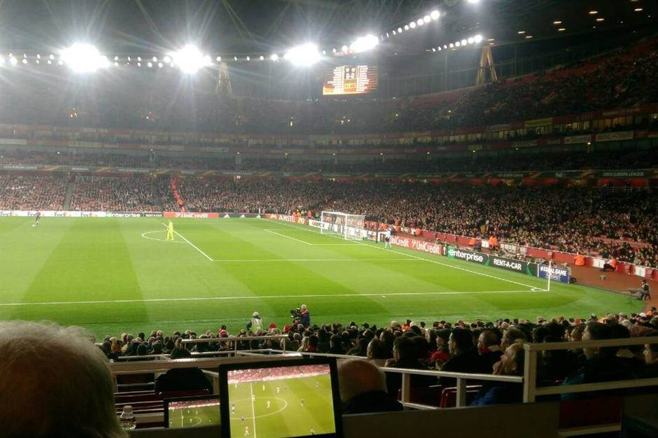 Arsenal Emirejts navijači