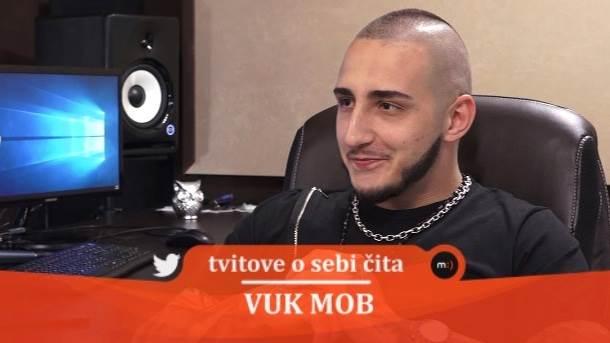 Vuk Mob, tvitovi, mondo tv