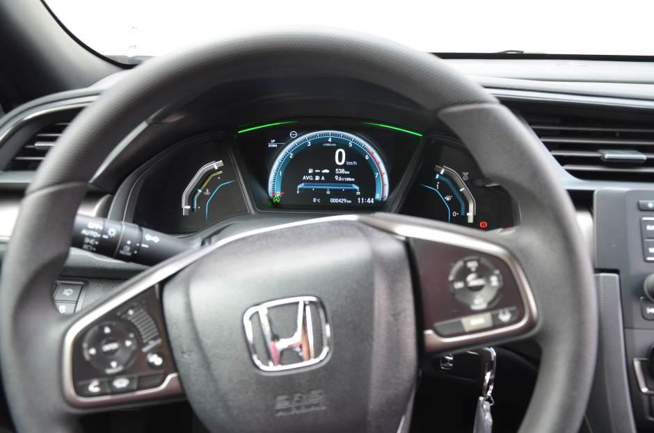 Honda Civic, honda Sivik