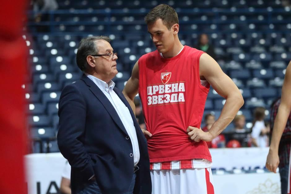 Nebojša Čović i Nikola Radičević