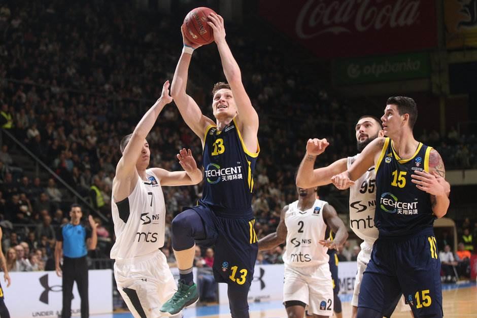 Alba održala čas sporom Partizanu