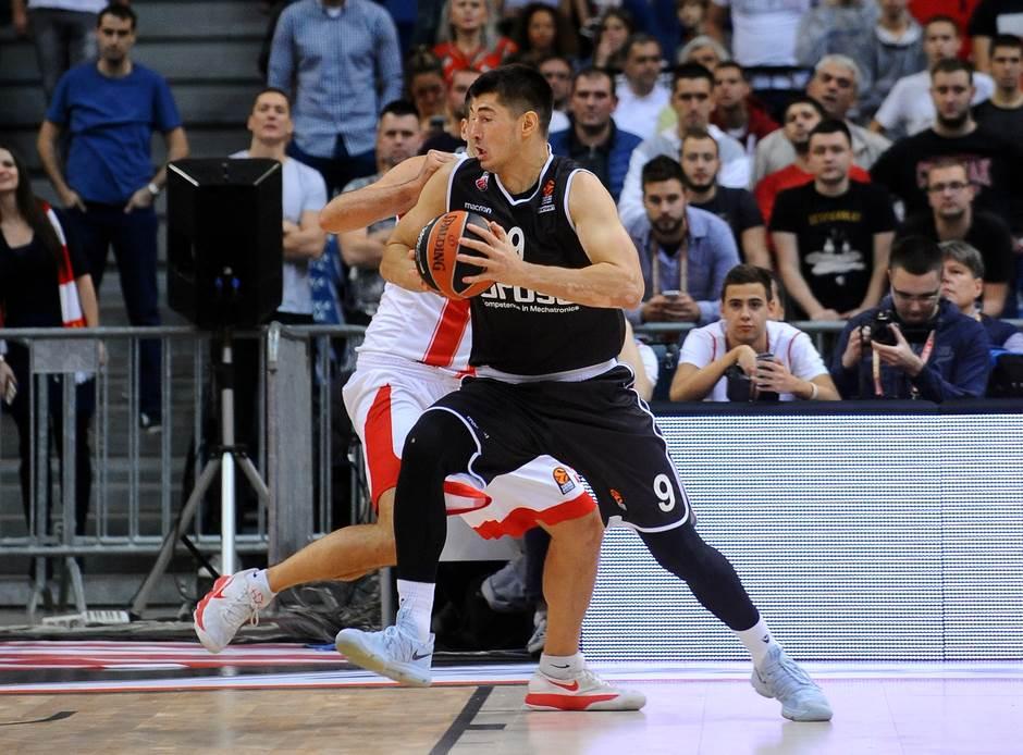 Luka Mitrović Bamberg
