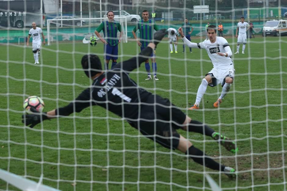 Superliga Jevtović Partizan