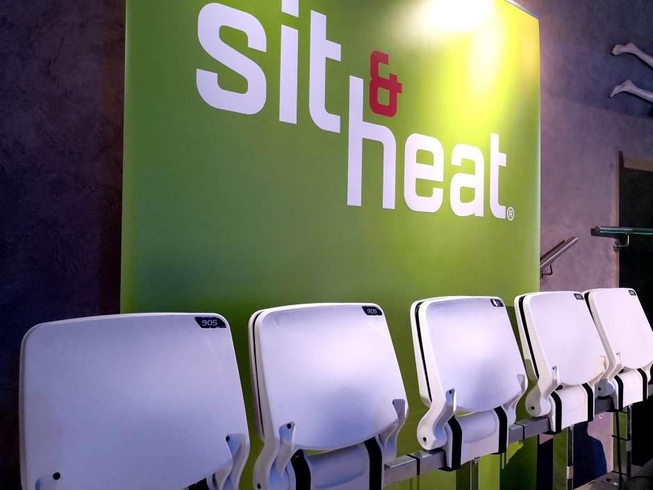 Nova sedišta za navijače: Udobnija, toplija, lepša