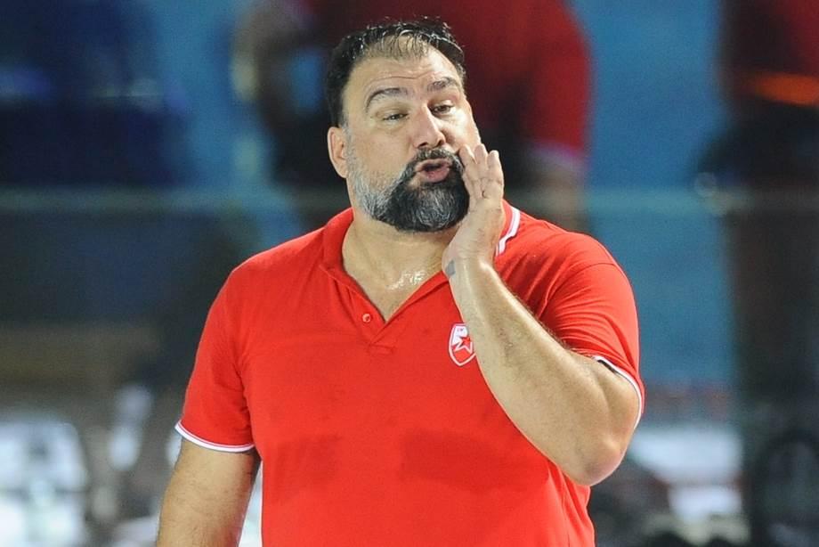 Dejan Savić VK Crvena zvezda
