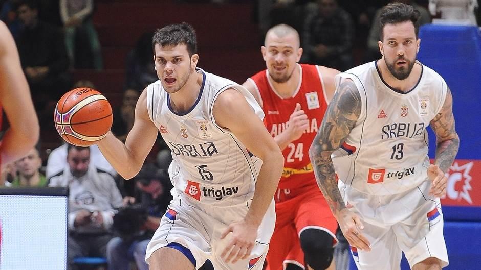 orlovi košarkaška reprezentacija srbije srbija dejan todorović todorovic miroslav raduljica