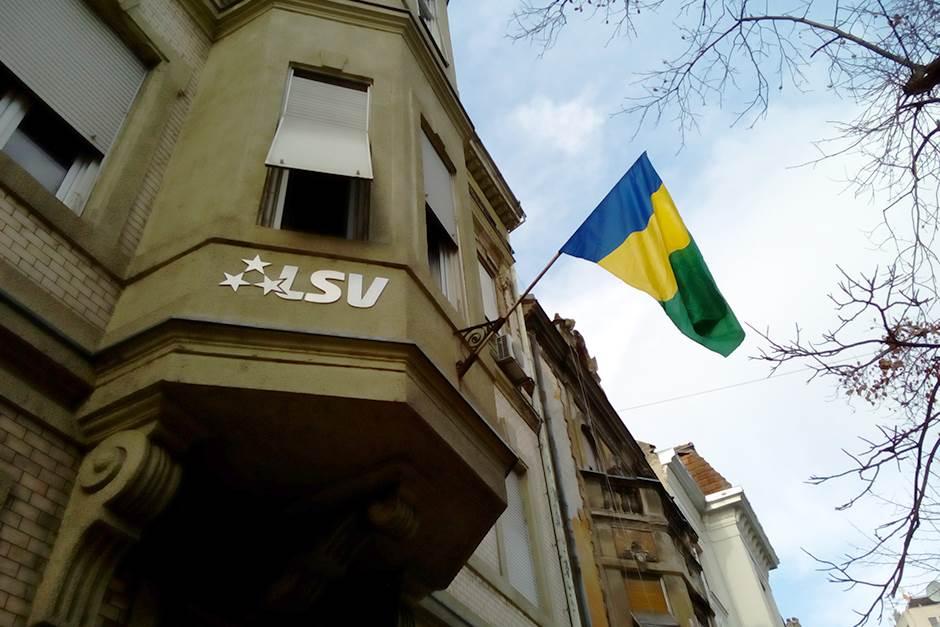 LSV, Liga, Liga socijaldemokrata Vojvodine, LSV sedište, Čanak, Canak