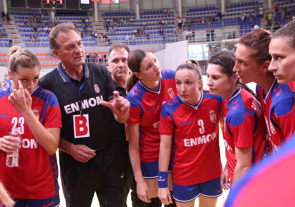 Obradović saopštio spisak za EHF nedelju