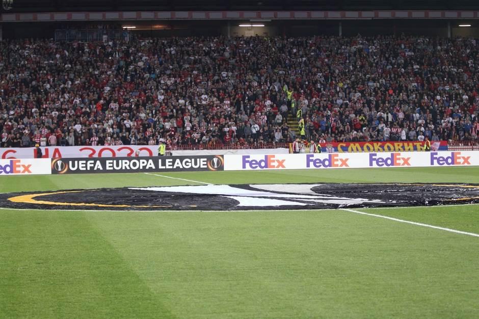 FK Crvena zvezda stadion Rajko Mitić teren trava