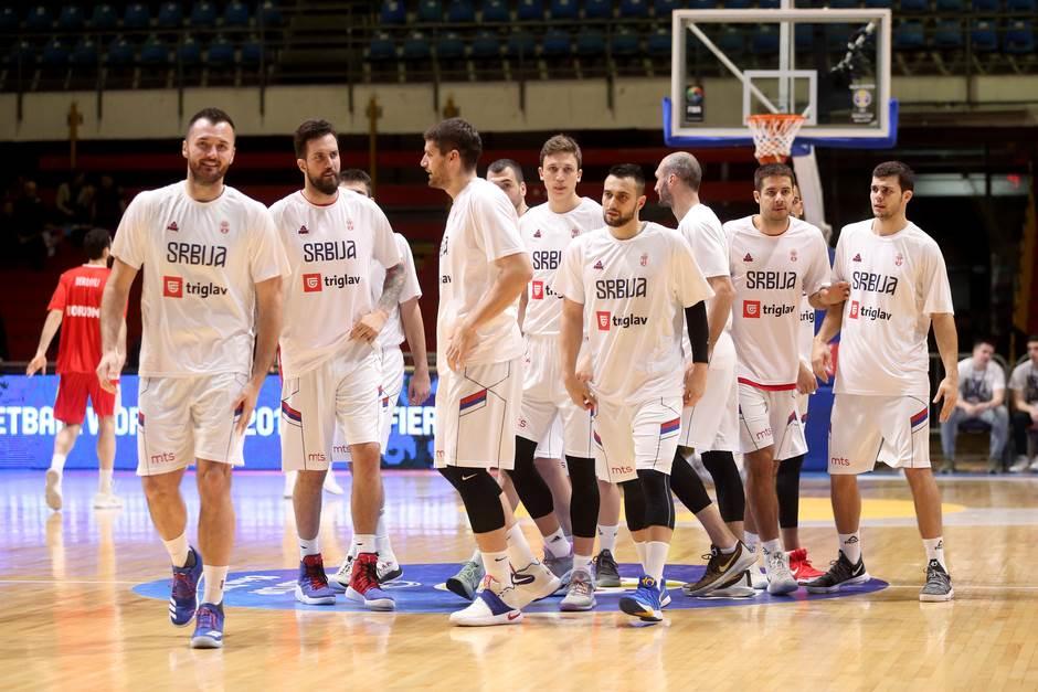 orlovi, košarkaši Srbije