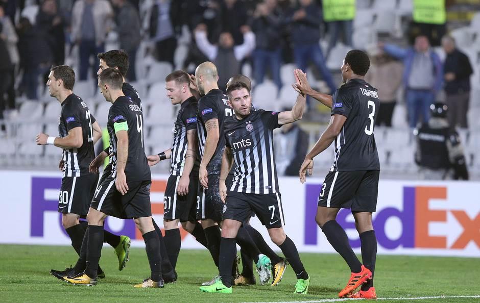 Partizan testiraju Česi, Poljaci, Ukrajinci...