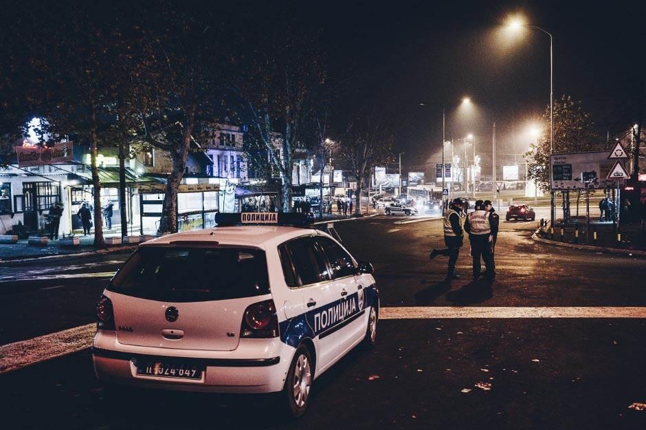 policija, noć, udes, nesreća, ubistvo, sudar,
