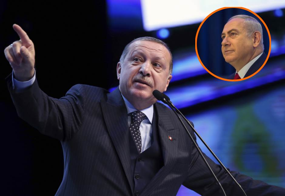 erdogan,netanijahu