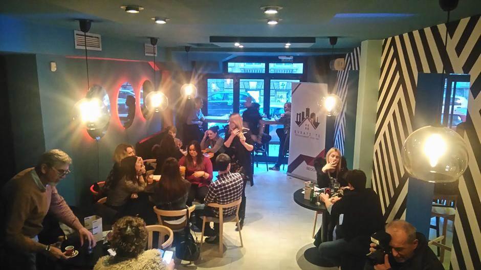 kafe bar 16 kafić