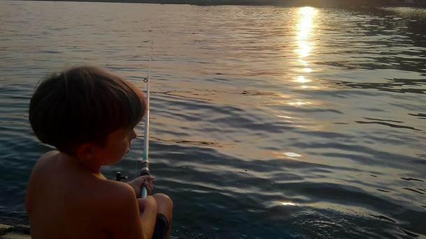 reke, pecanje,