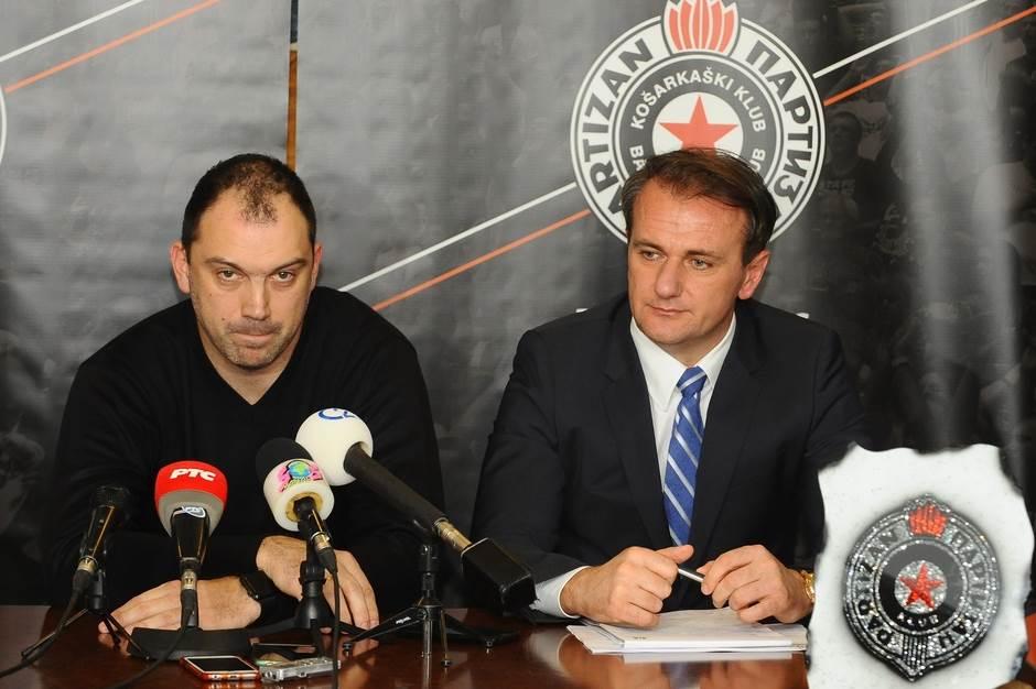 "KK Partizan: Dug 7 miliona evra, banka nas ""davi"""