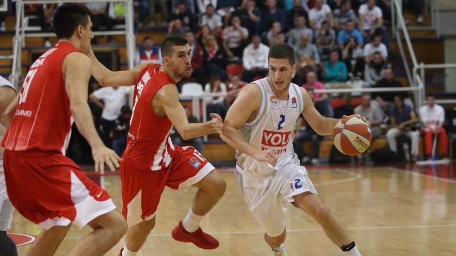Nikola Ivanović Crvena zvezda