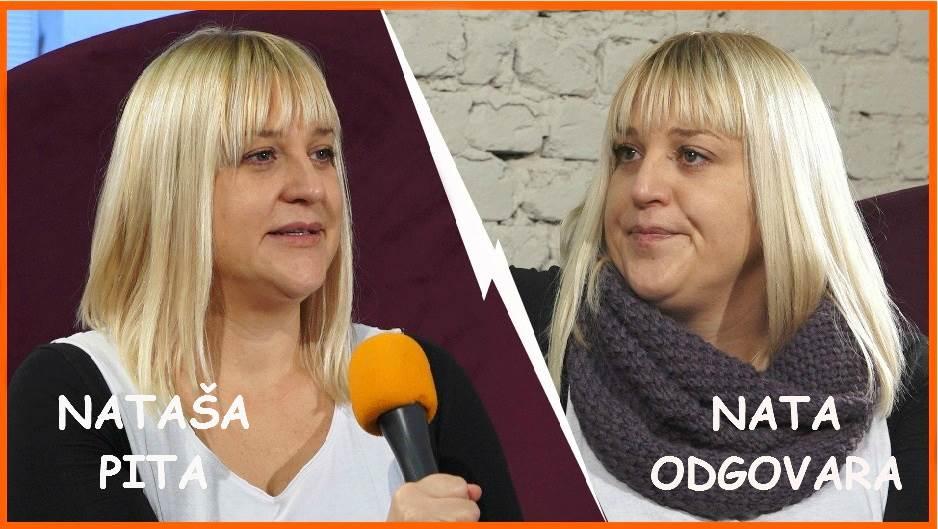 Nataša Aksentijević, autointervju, mondo tv