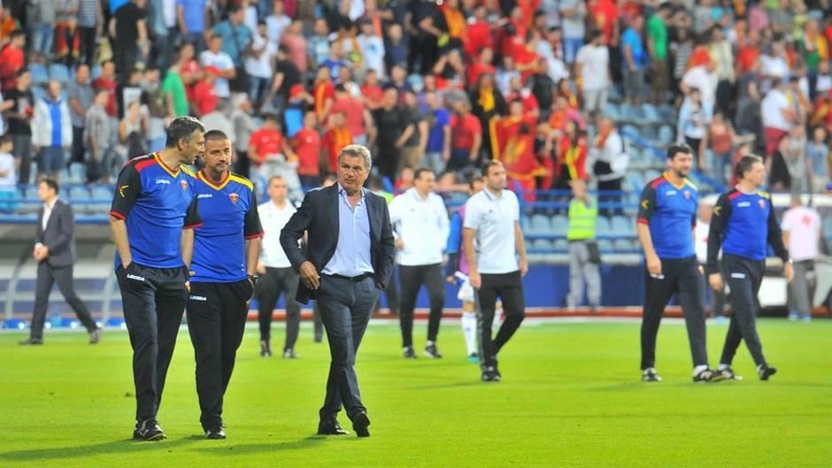 Partizanu za ponos: Crno-bela Podgorica!