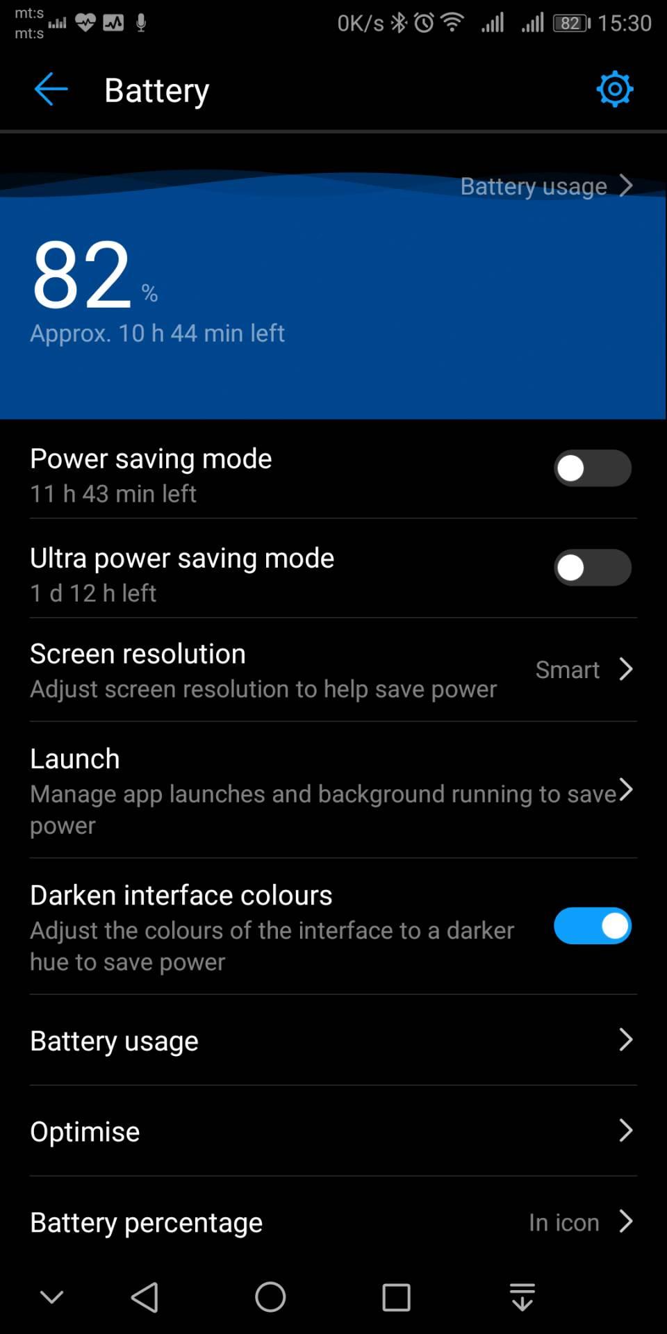 2 skrivene opcije produžavaju autonomiju baterije