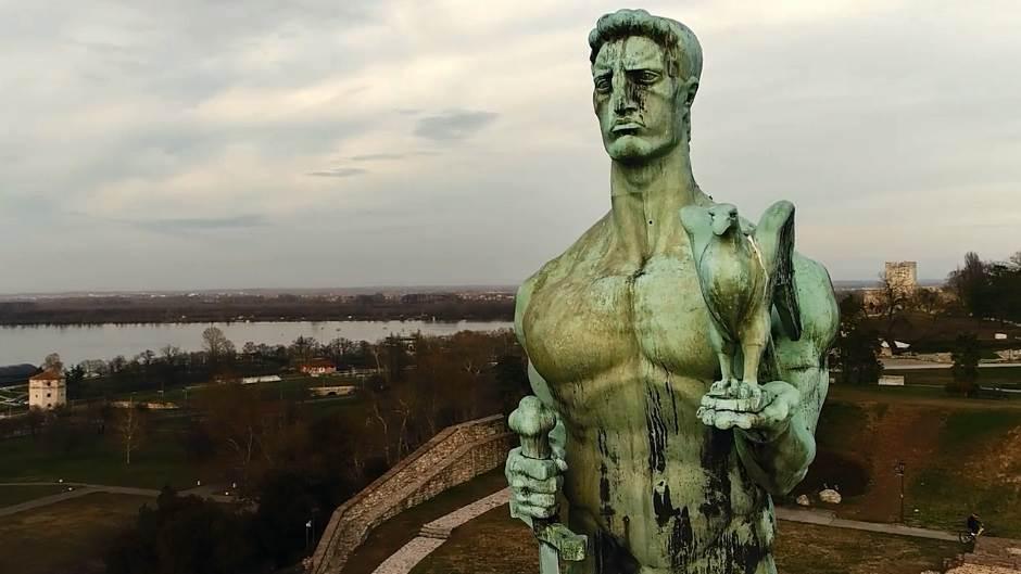 Iznenađenje Sta Je Otkriveno Tokom Rekonstrukcije Beogradskog