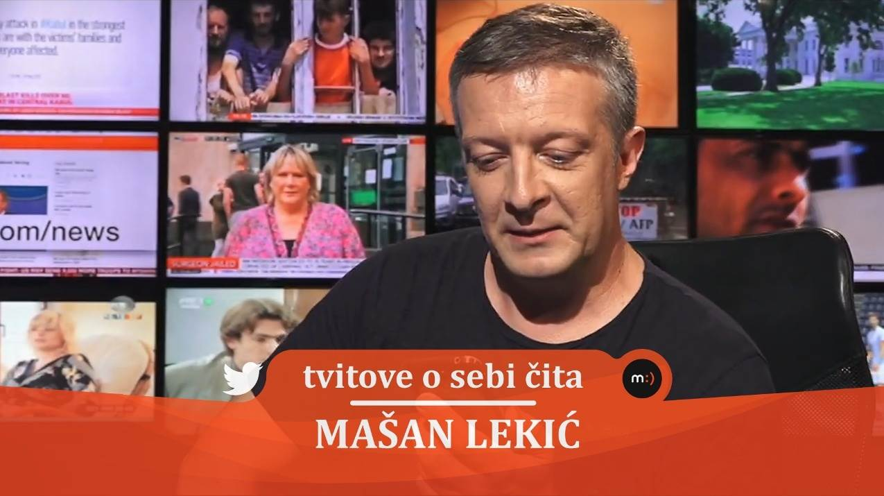 Mašan Lekić, mondo tv