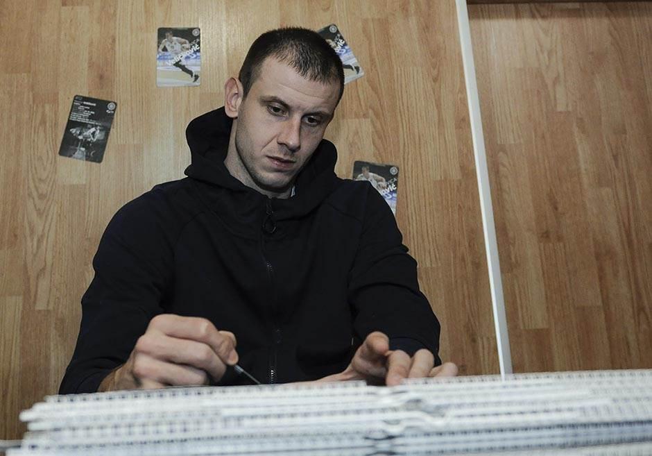 """""""Novica Veličković je simbol Partizana"""""""
