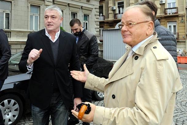 Predrag Danilović Dušan Ivković