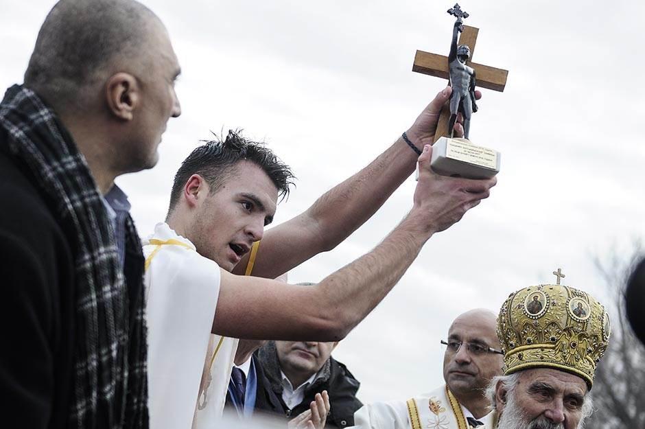 bogojavljenje, časni krst,