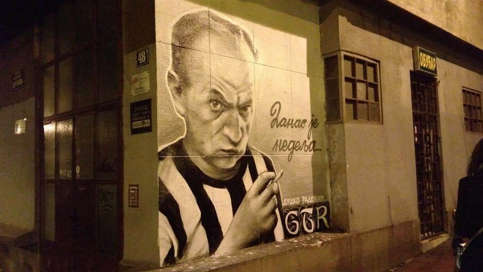 """BRAVO MAJSTORI: Vraćaju se """"crno-beli"""" murali"""