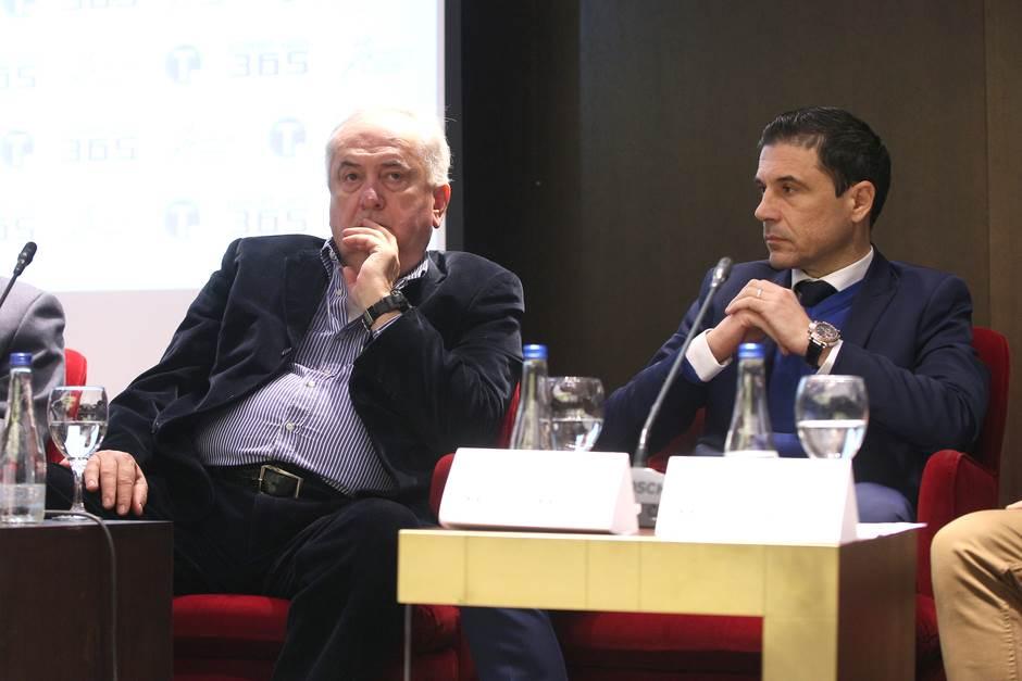 Božidar Maljković, Milorad Mažić