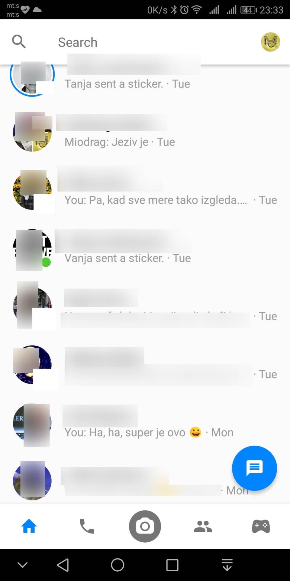 Messenger uveo opciju koju niko ne voli
