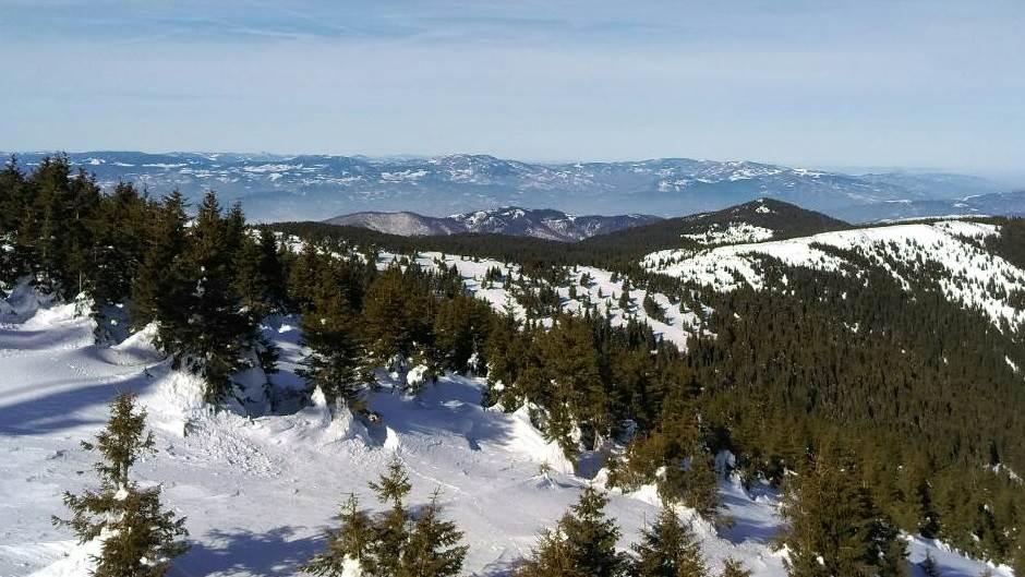 Kopaonik, zima, sneg, skijanje, planina, planine