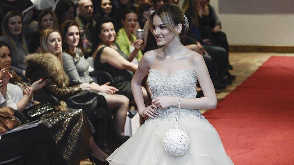 Ksenija Bujišić, venčanica, venčanice, ravija venčanica, sajam venčanja, sajam venčanica