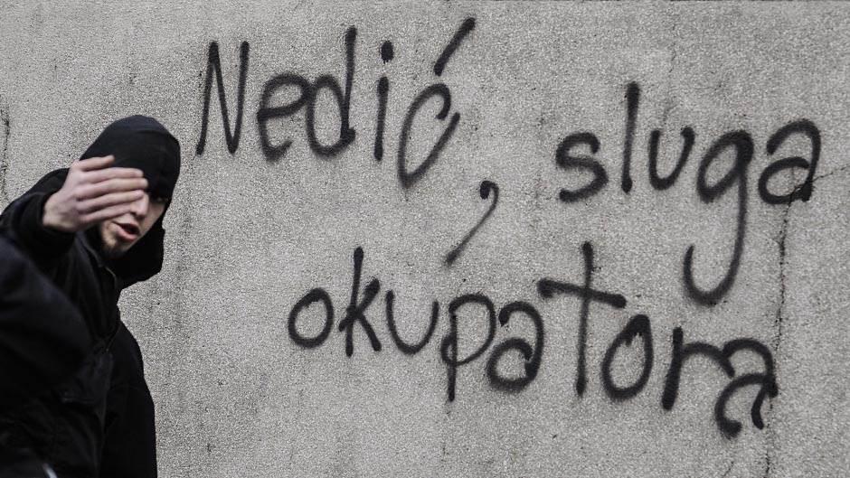 """""""Sveća za Nedića"""": Krivične prijave zbog nacizma"""