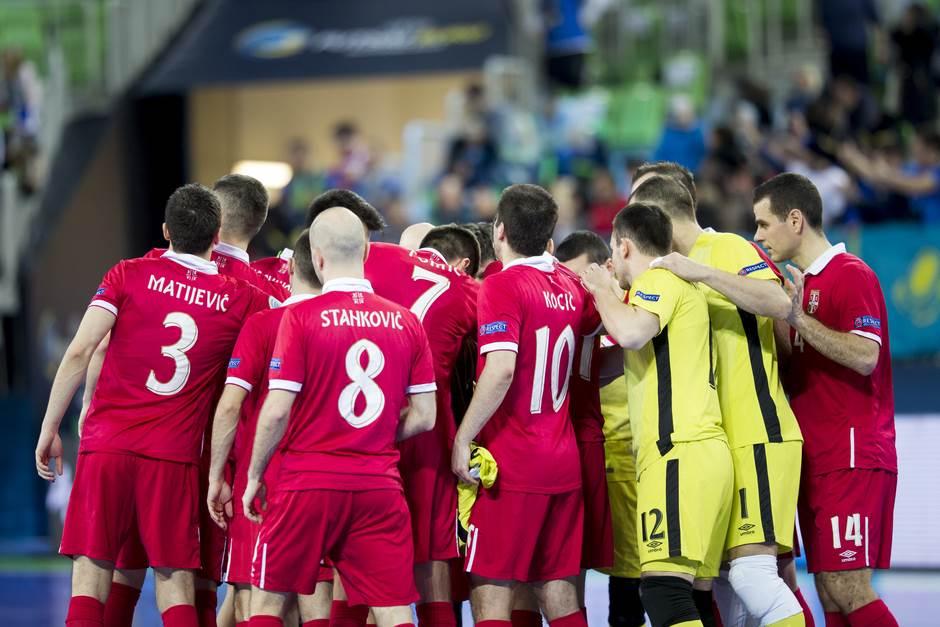 Futsal reprezentacija Srbije orlovi