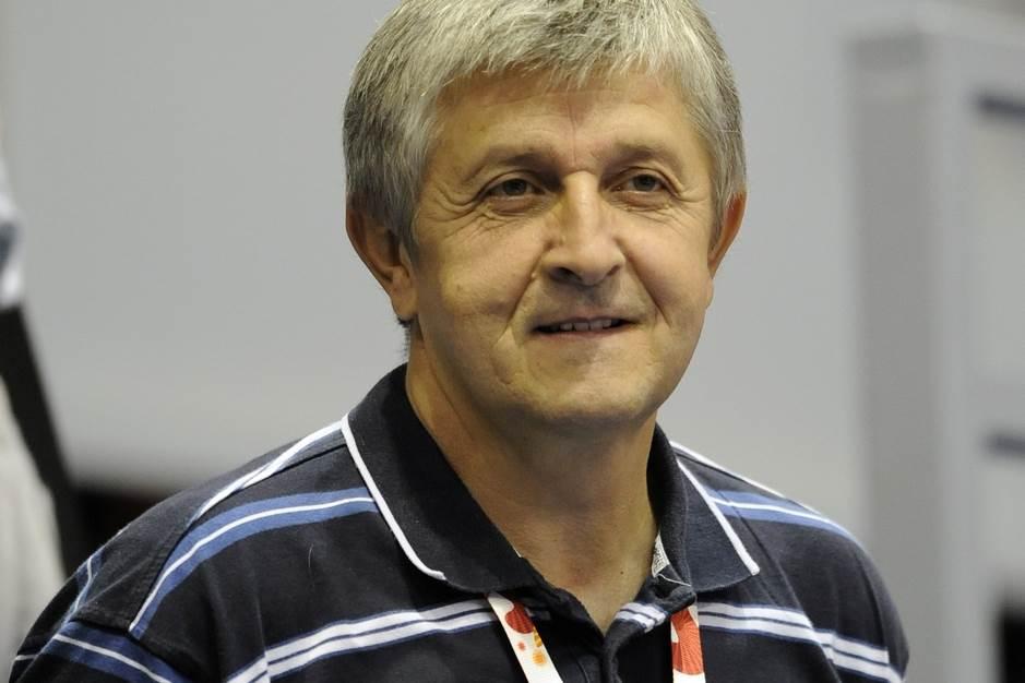 Odbojkaški trener Branislav Moro.