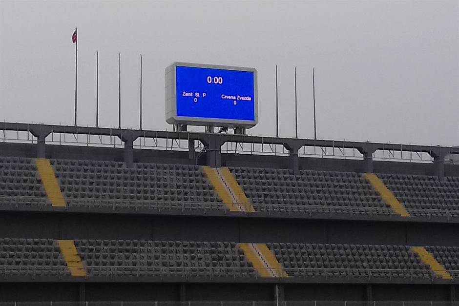 Antalija stadion Mardan Palas