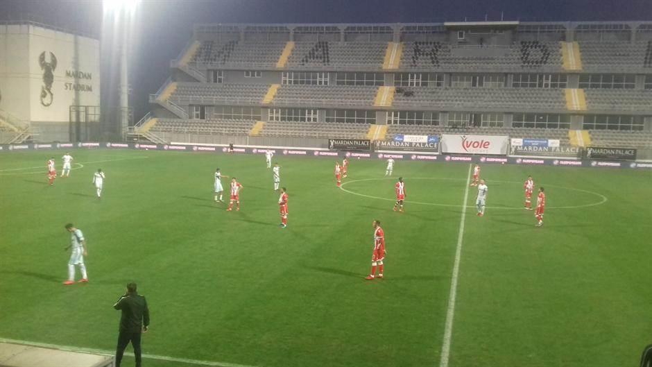 Crvena zvezda Zenit Antalija