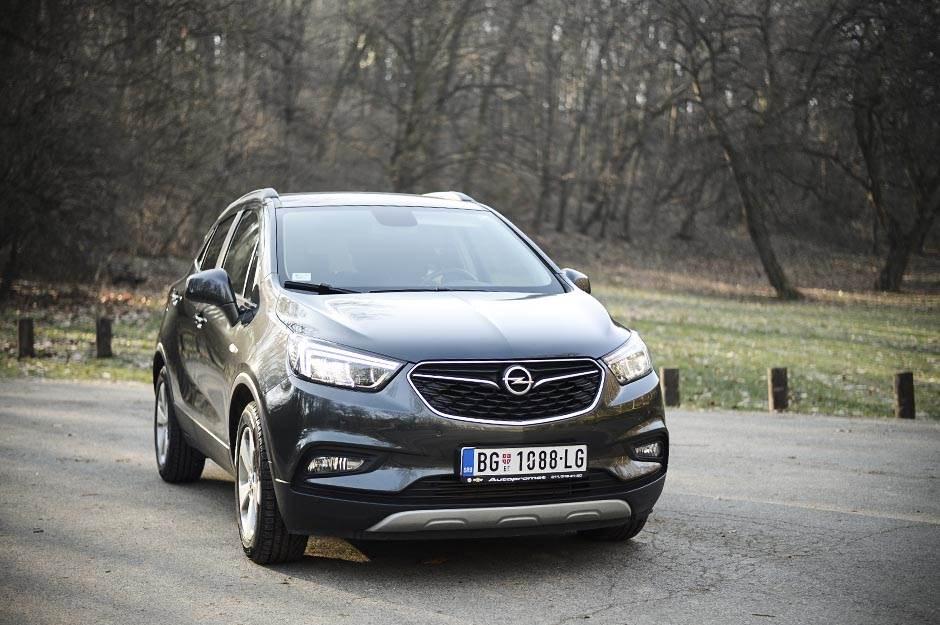 """Opel moka X"": Pravi urbani terenac (TEST)"
