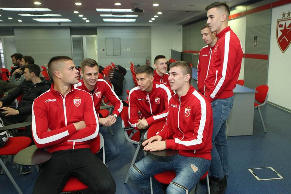FK Crvena zvezda omladinska škola