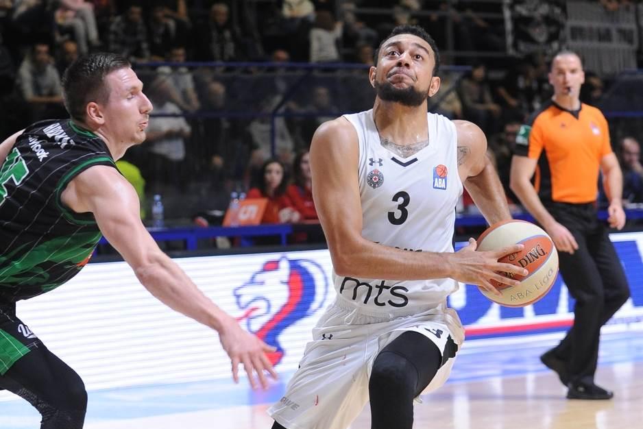 Partizan izgubio dobijen meč, Mornar u plej-ofu!