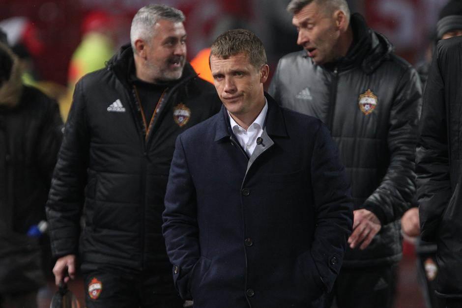 Trener CSKA: Zameram mojim napadačima