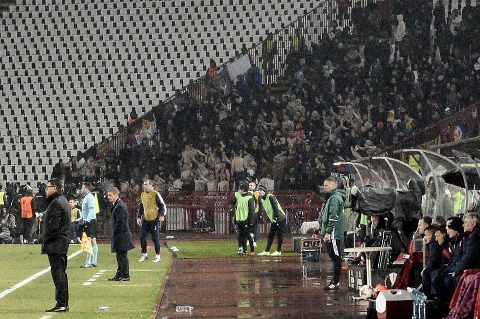 Zvezdi preti kazna UEFA