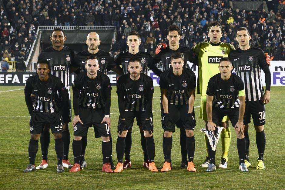 Partizan igrao, poveo, kiksnuo i pocrveneo - 1:1!