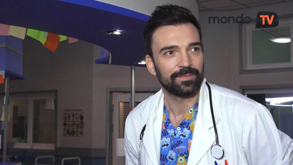 mondo tv, Ivan Bosiljčić, glumci, Urgentni centar, lekar