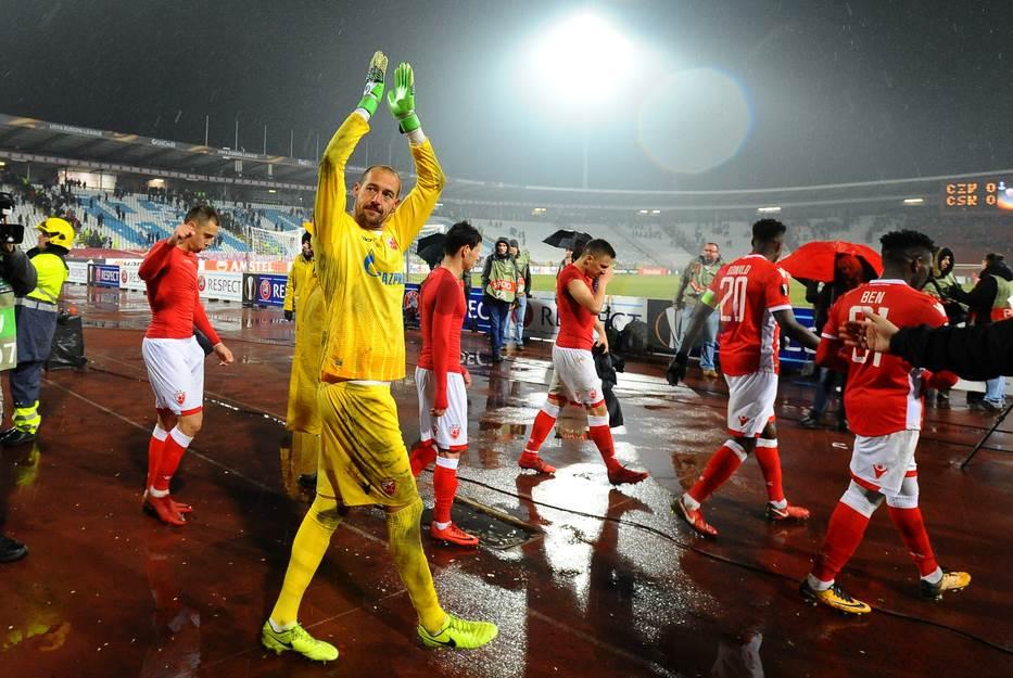 Milan Borjan Crvena zvezda