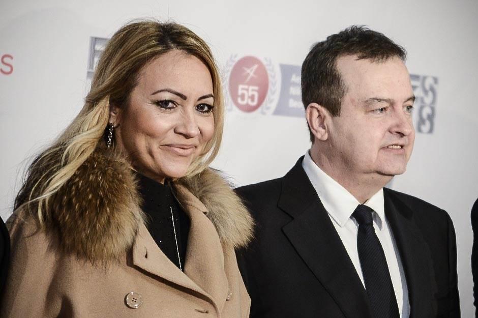 Sanja i Ivica Dačić