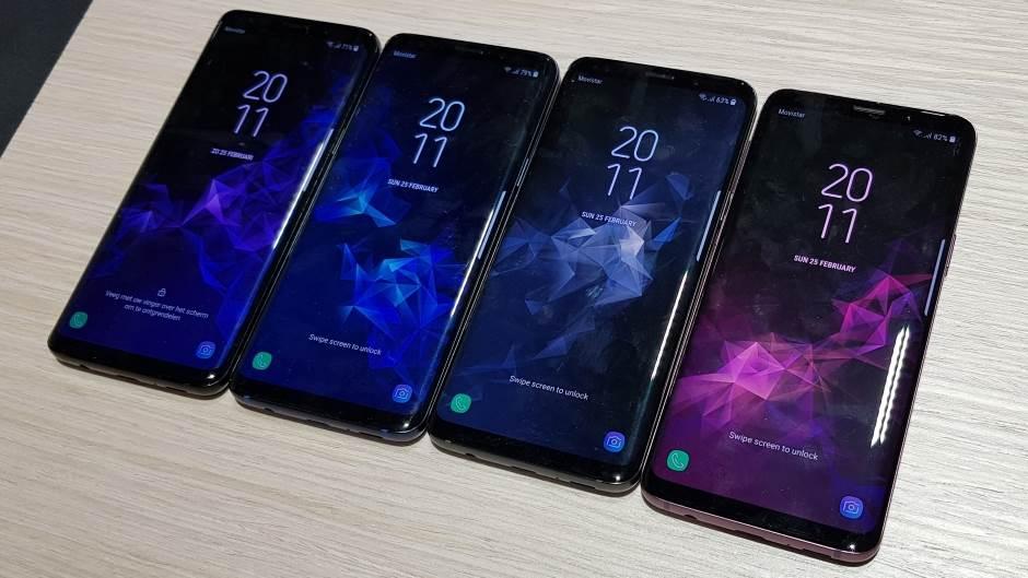 Samsung Galaxy S9 i Samsung Galaxy S9+ uživo MWC 2018