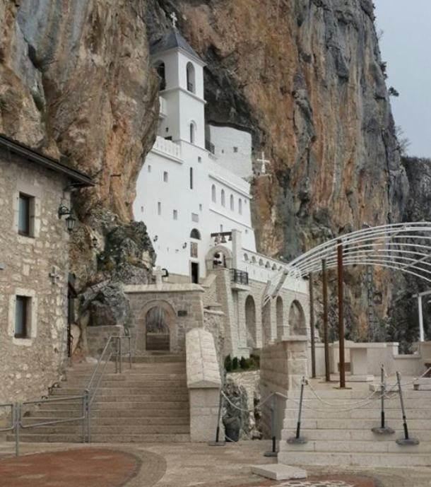 Manastir pod Ostrogom